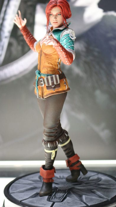 the witcher 3 triss merigold figure