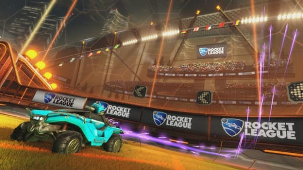 Rocket League, Xbox One