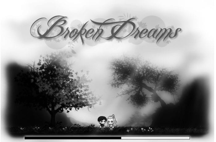 broken dreams header