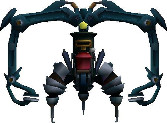 carry armor final fantasy vii