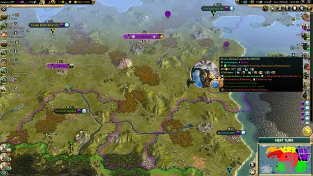 civilization v elder scrolls