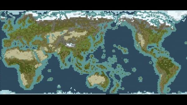 civilization v play the world