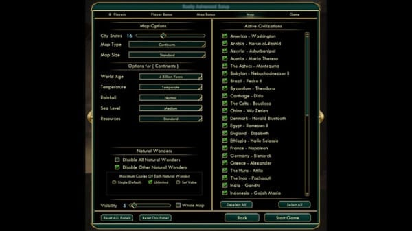 civilization v how to connect ti resource demanded