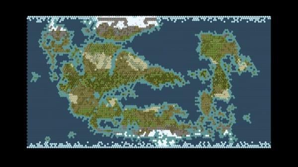 civilization v tectonic map script