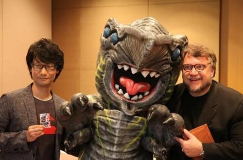 Kojima and del Toro