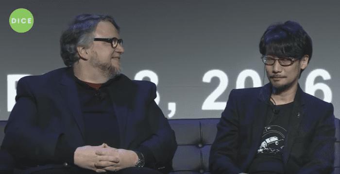 Hideo Kojima, Guillermo del Toro