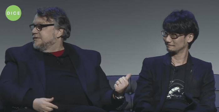 Guillermo del Toro, Hideo Kojima, DICE