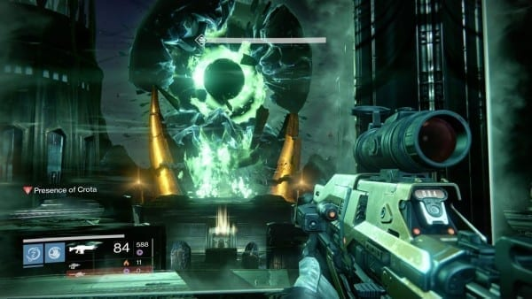 destiny boss 5 crota