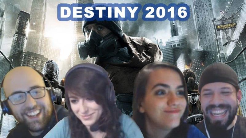 destiny the division