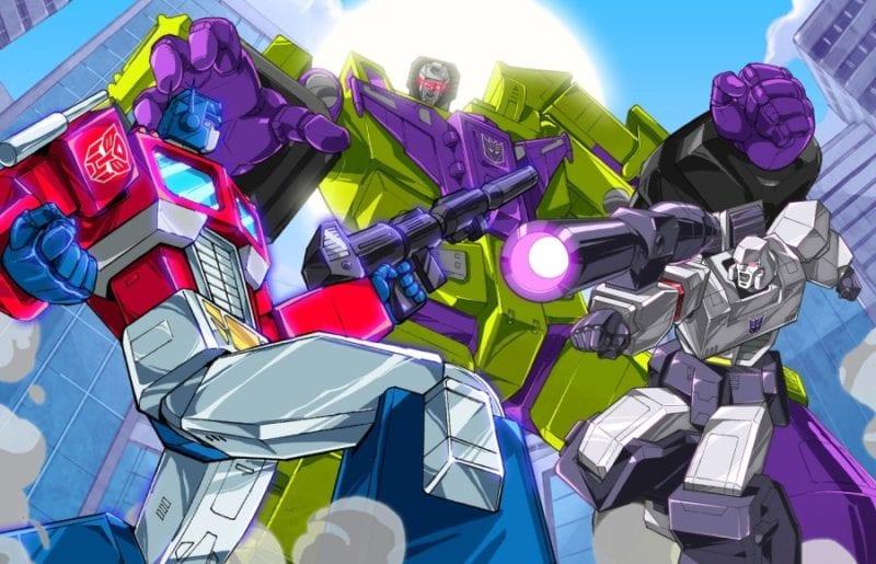 Platinum Games Transformers