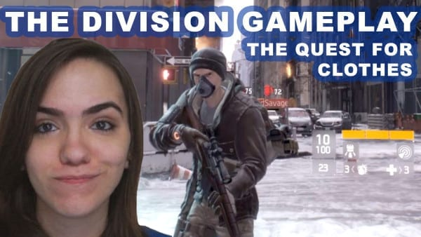 the division clothes gameplay