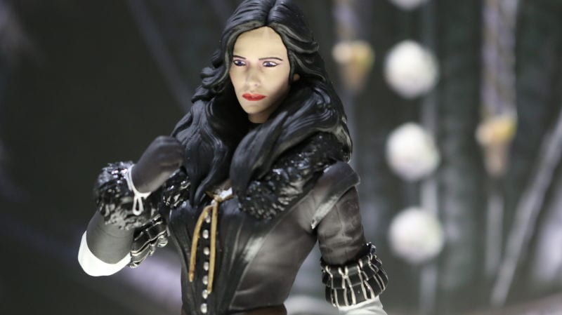 the witcher 3 yennefer figure