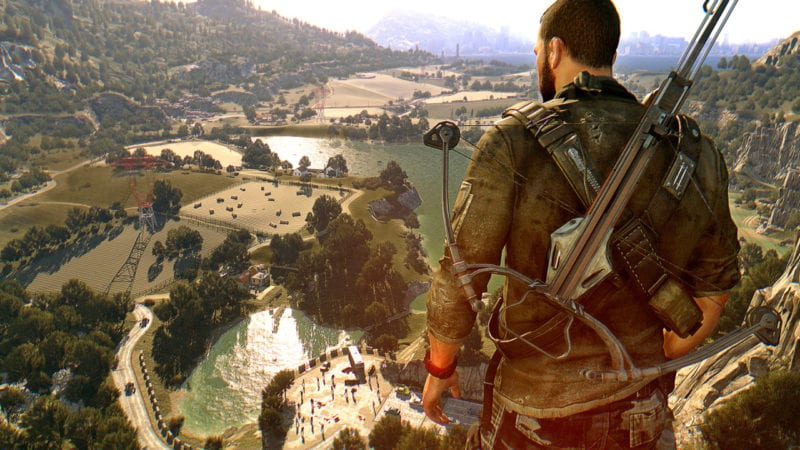 dying light the following world