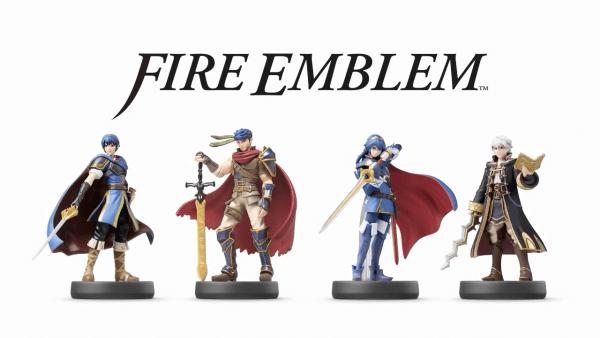Fire Emblem Fates amiibo