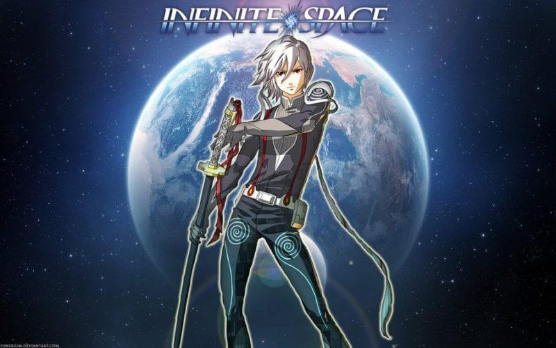 Platinum Games Infinite Space