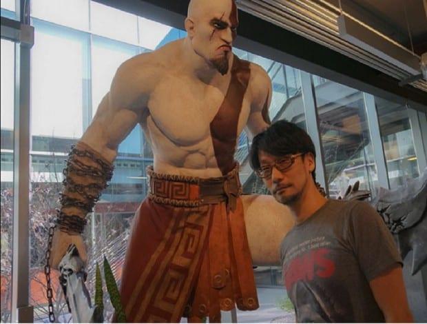 Kojima Kratos