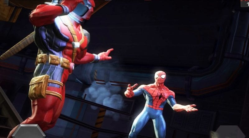 Deadpool Marvel contest of champions