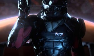 Mass Effect andromeda, writer, n7