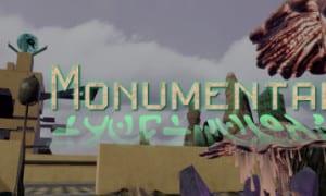 monumental header