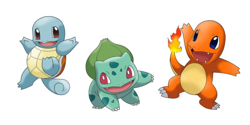 pokémon, starters, original, moments, never, forget
