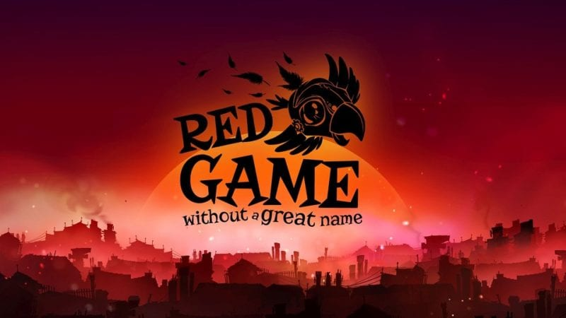 red game header