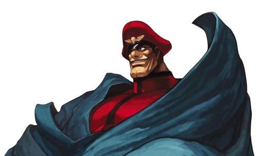 Street Fighter M. Bison