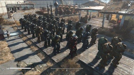 Fallout 4 Power Armor