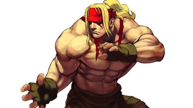 Alex Street Fighter