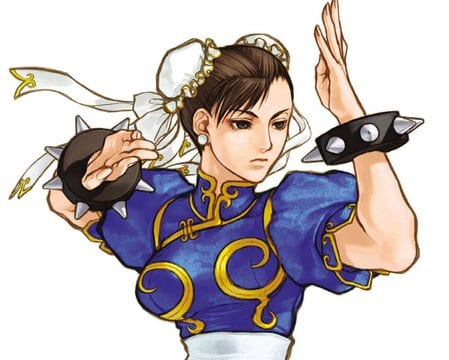 Top 10 Street Fighters Chun-Li