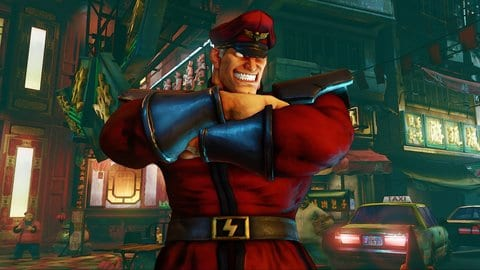 Street Fighter M. Bison