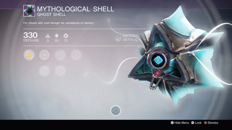 Destiny Custom Ghost 1