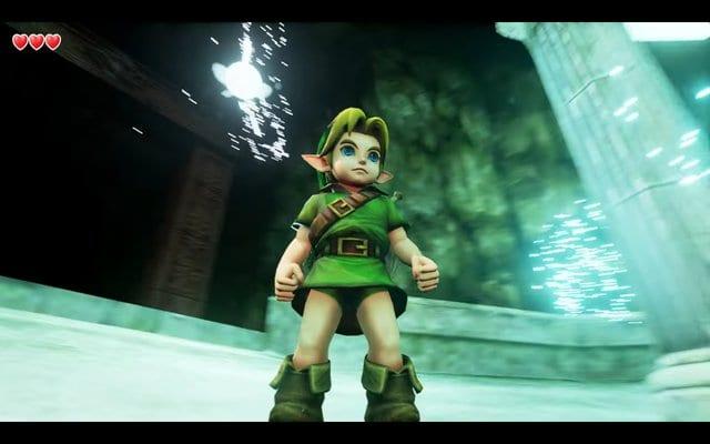 Legend of Zelda: Ocarina of Time Unreal Engine 4