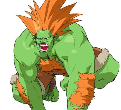 Top 10 Street Fighters Blanka