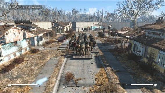 Power Armor Fallout 4