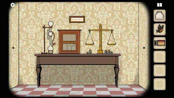 Rusty Lake Hotel Scale Puzzle