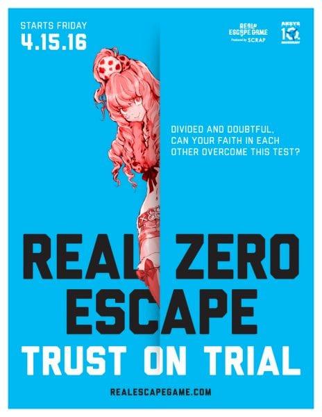 Real Zero Escape
