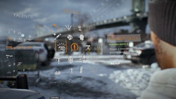 the division skills