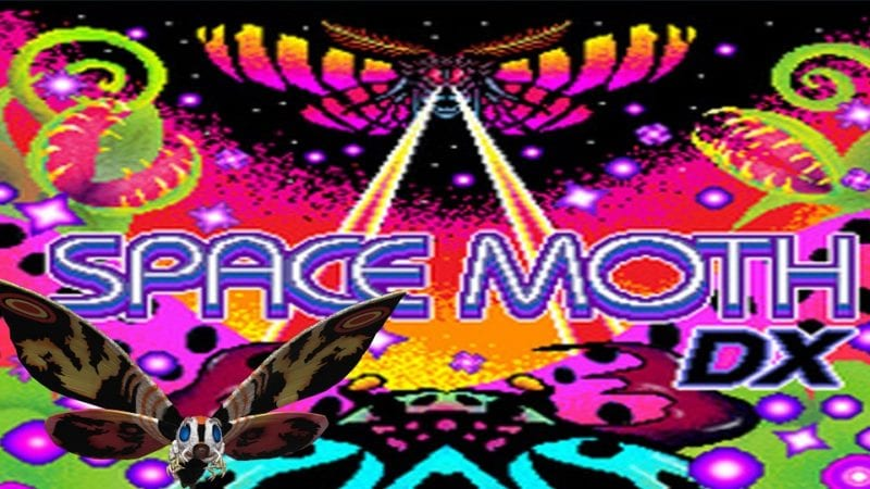 Space Moth DX Banner