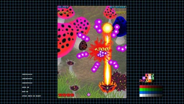 Space Moth DX Laser Blast