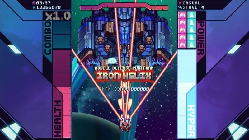 super galaxy squadron iron helix