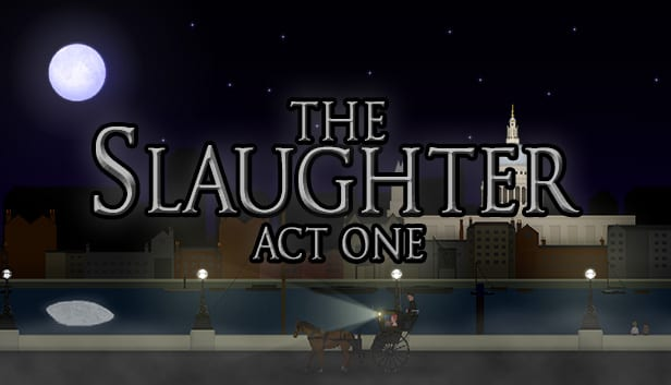 the slaughter act one header