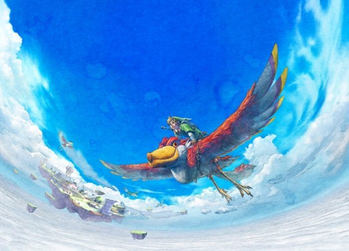 skyward sword, legend of zelda