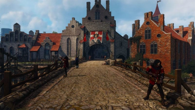 Witcher 3 – Increased LODs