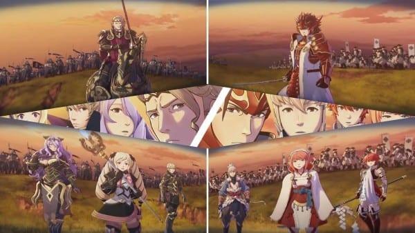 Fire Emblem Fates, Hoshido, Nohr, Birthright, Conquest, versions