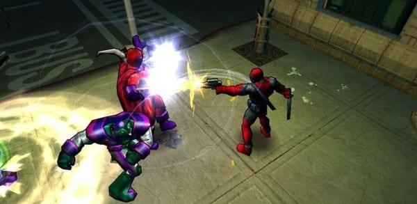 Deadpool, games, X-Men, legends, apaocalypse