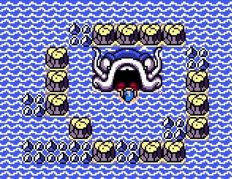 Legend of Zelda Dungeons Catfishs Maw