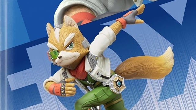 Star Fox Zero, amiibo, support