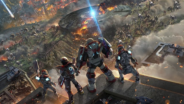 alienation ps4, release, april games