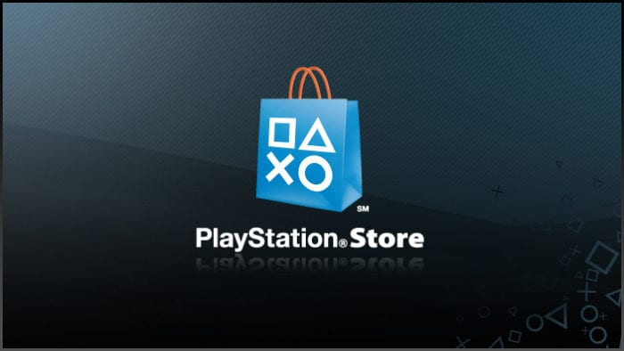 PlayStation Store, lead, new design, online