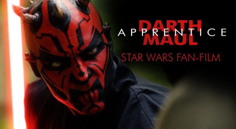 'Apprentice' Darth Maul Fan Film